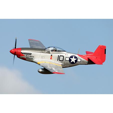 1400MM P-51D (V8) RED TAIL PNP