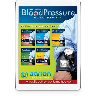 High Blood Pressure Solution Kit (Digital Access)