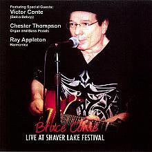 Live at Shaver Lake Festival - Bruce Conte