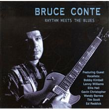 Rhythm Meets The Blues - Bruce Conte