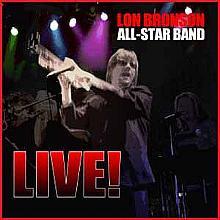 Live! - Lon Bronson Allstar Band