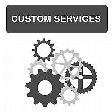 m. Custom Services