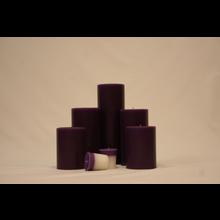 6 inch Lavender Woods Pillar