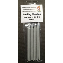 Coarse Grit Sanding Needles (8 per bag)