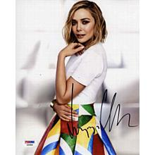 Elizabeth Olsen Signed 8x10 Photo Certified Authentic PSA/DNA COA