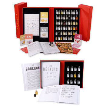 66 Aroma - Wine Aficionado Collection English