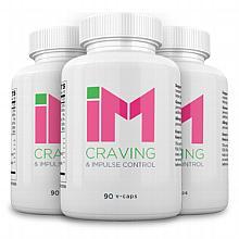 IM Craving & Impulse Control - 3 Bottles
