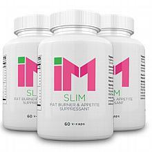 IM Slim Fat Burner & Appetite Suppressant - 3 Bottles