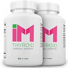 IM Thyroid Adrenal Support - 2 Bottles