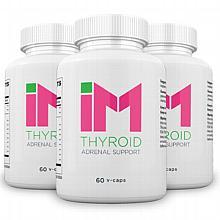 IM Thyroid Adrenal Support - 3 Bottles