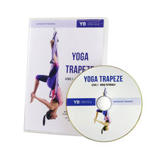 Level I Yoga Trapeze Tutorials with Sonia Doubell DVD