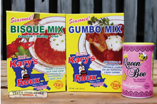 Kary's Roux Mix and Seasoning Combo