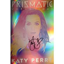 Katy Perry Prismatic Tour Program Certified Authentic JSA COA