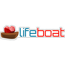 Lifeboat Stickers