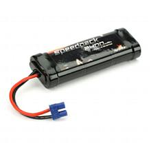 Speedpack 2400mAh Ni-MH 6-Cell Flat with EC3 Conn