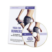 Yoga for Runners with Lucas Rockwood DVD