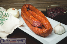 Smoked Garlic Pork Sausage