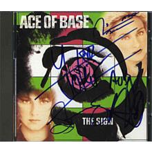 Ace of Base Group Signed CD Certified Authentic PSA/DNA COA
