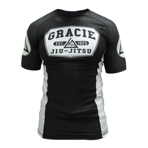 Short Sleeve Gracie Rashguard (Men)