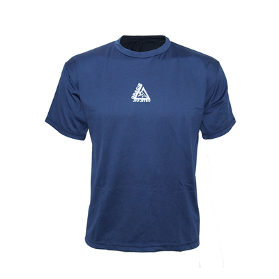 Navy Dry-Fit T