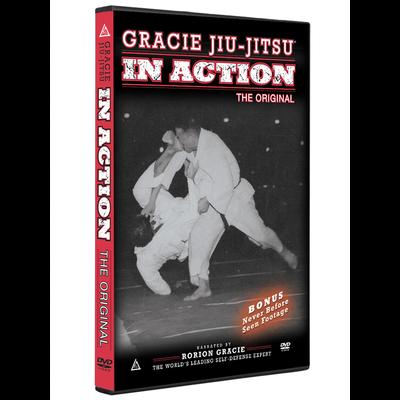 Gracie Jiu-Jitsu In Action 1