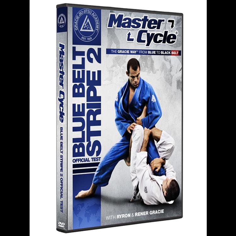 Master Cycle: Blue Belt Stripe 2 - Official Test