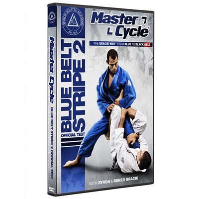 Master Cycle: Blue Belt Stripe 2 - Official Test