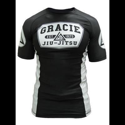 Gracie Classic Short-Sleeve Rashguard (Men)