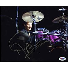 Roger Taylor 'Duran Duran' Signed 8x10 Photo Certified Authentic PSA/DNA COA