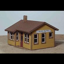 HO Black Butte
