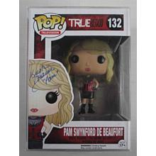 Kristin Bauer True Blood Signed Funko Pop Doll Certified Authentic PSA/DNA COA