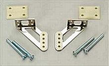 "3/4"" Steel Control Horns, Left/Right Pair"