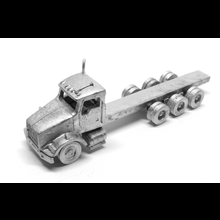 N KW Tri-Axle Tractor Builder's Pack