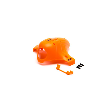 Canopy,Orange: Inductrix FPV