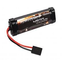Speedpack 4500mAh NiMH 6 Cell Flat with TRA
