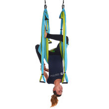 $1 Trial! Yoga Trapeze Aqua (30 days) with Free DVD Tutorials