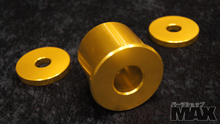 Z34 370Z G37 Q50 Q60 Solid Diff Bushing with Rigid Collar set