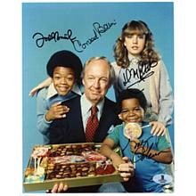 Diff'rent Strokes Signed 8x10 Photo Certified Authentic Beckett BAS COA