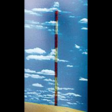 N Radio Transmission Tower
