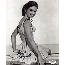 Debbie Reynolds Nice Signed 8x10 Photo Certified Authentic JSA