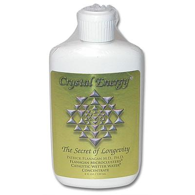 Phi Sciences Crystal Energy 4 oz