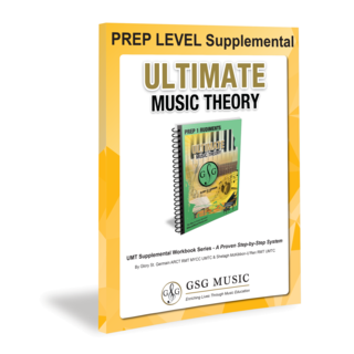 UMT PREP LEVEL Supplemental Workbook