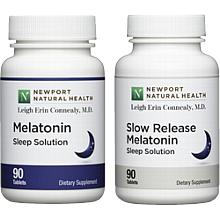 Melatonin Sleep Solution Kit