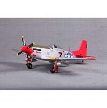 P-51D Red Tail 800mm RTF, V2