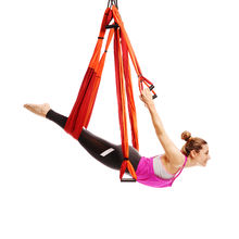 $1 Trial! Yoga Trapeze® Orange (30 days) with Free DVD Tutorials