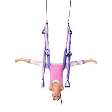 Free USA Shipping! Yoga Trapeze® - Purple with Free DVD Tutorials