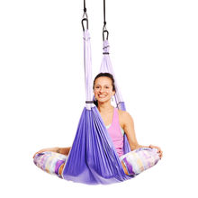 Yoga Trapeze - Purple - $1 Trial (30 days) FREE DVD