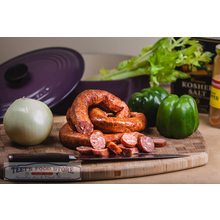 Smoked Pure Pork Sausage 1 pound pack
