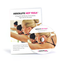 Absolute Hot Yoga (DVD) NTSC