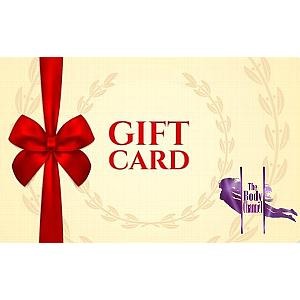 $50 Gift Certificate for The Body Channel Store